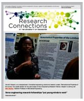 Research Connections (September 19, 2014)