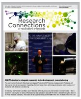Research Connections (July 31, 2015)
