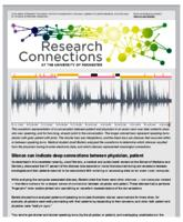 Research Connections (August 7, 2015)