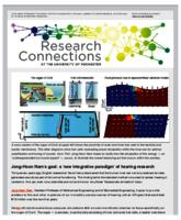 Research Connections (August 21, 2015)