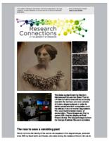 Research Connections (December 11, 2015)