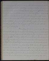p.100 Journal of Augustus G. Coleman, Volume V