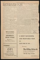 Campus Times (September 30, 1955)