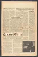 Campus Times (October 14, 1966)