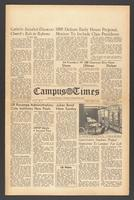 Campus Times (October 07, 1966)