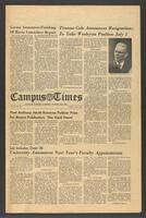 Campus Times (May 07, 1968)