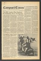 Campus Times (March 15, 1968)