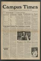 Campus Times (October 27, 1976)