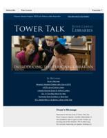 Tower talk (September, 2014)