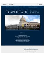 Tower talk (October, 2014)
