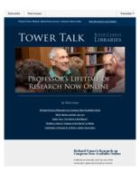 Tower talk (January, 2015)