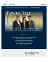Tower talk (April, 2015)