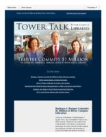 Tower talk (November, 2015)