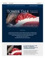 Tower talk (February, 2016)