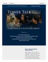 Tower talk (March, 2016)