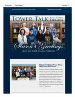 Tower talk (December, 2016)
