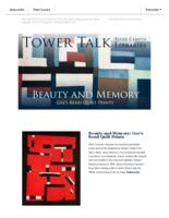 Tower talk (March, 2017)