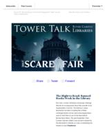 Tower talk (October, 2017)