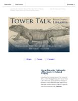 Tower talk (March, 2018)