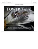 Tower talk (May, 2018)