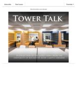 Tower talk (August, 2018)