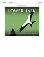 Tower talk (September, 2018)