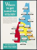 Where to get tested for STD/HIV