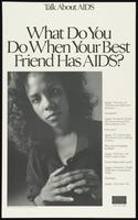 What do you do when your best friend has AIDS?