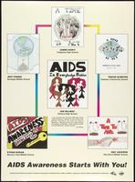 AIDS awareness starts with you!