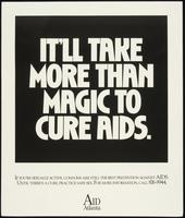 It'll take more than Magic to cure AIDS