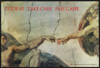 Cuide-se - Take care - Fais gaffe