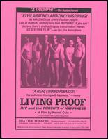 Living proof : HIV and the pursuit of happiness
