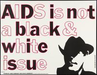 AIDS is not a black and white issue
