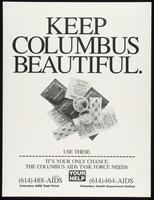 Keep Columbus beautiful.