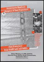Annemarie Madison Hospice of San Francisco: San Francisco, eine stadt lebt mit AIDS