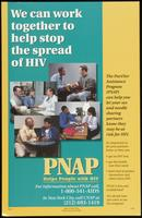 We can work together to help stop the spread of HIV