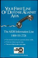 Your first line of defense against AIDS