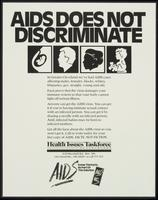 AIDS does not discriminate
