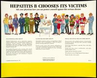 Hepatitis B chooses its victims