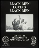 Black men loving black men