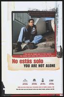 No estas solo = You are not alone