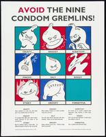 Avoid the nine condom gremlins!