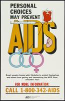 Personal choices may prevent AIDS