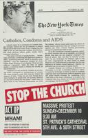 Catholics, condoms and AIDS