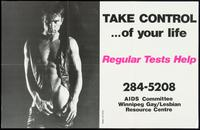 Take control…of your life. Regular tests help