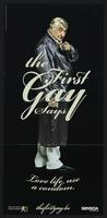 The First Gay says: love life, use a condom