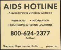 AIDS hotline