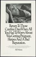Return to those carefree days when all you had to worry about was getting pregnant, herpes and a bad reputation