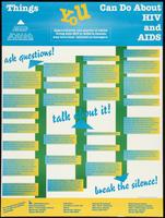 Things you can do about HIV and AIDS