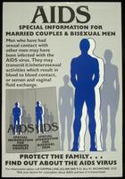 AIDS.  Special information for married couples and bisexual men
